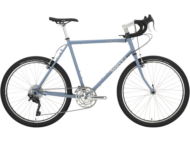 Surly Long Haul Trucker 700C, blue suit of leisure